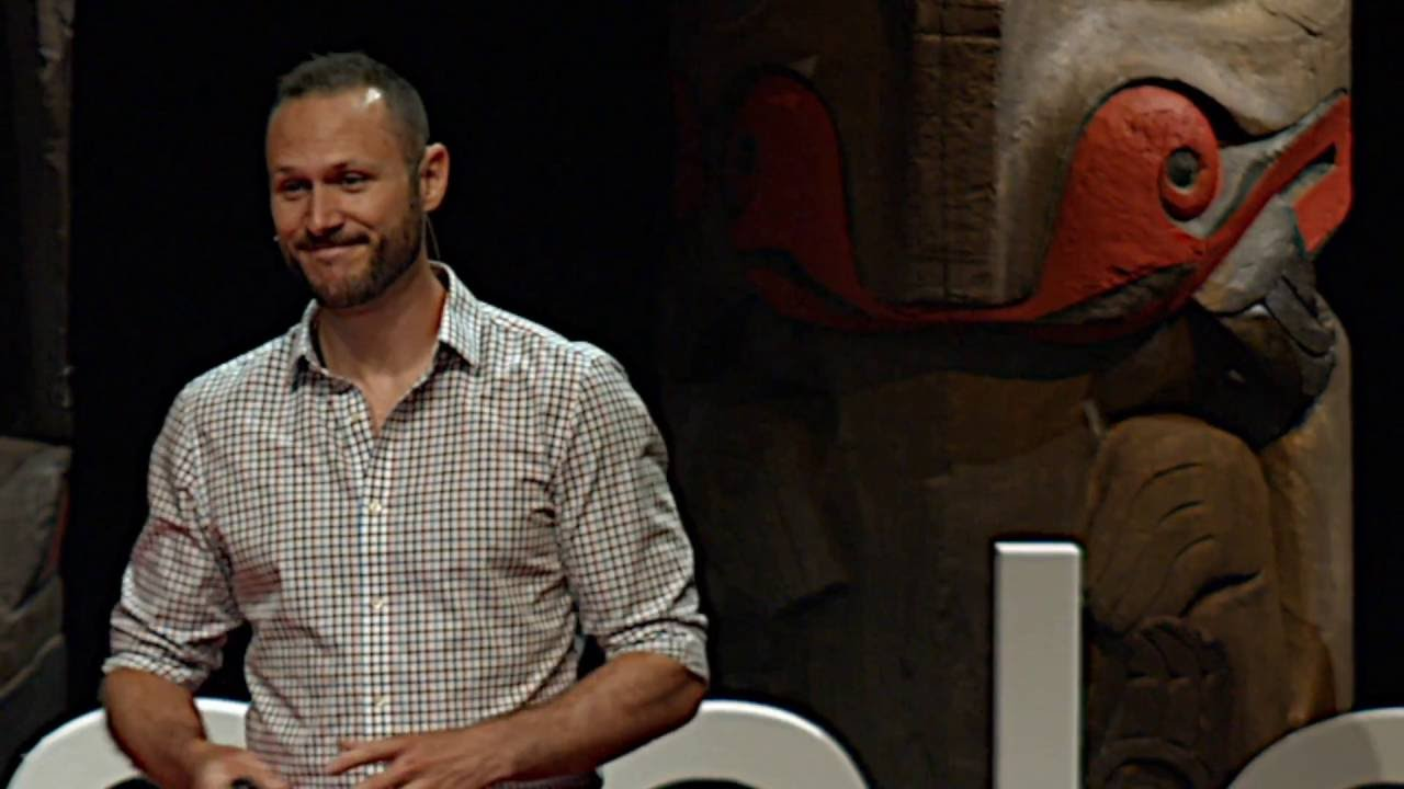 The Mask of Masculinity - the traditional role of men is evolving   Connor Beaton   TEDxStanleyPark