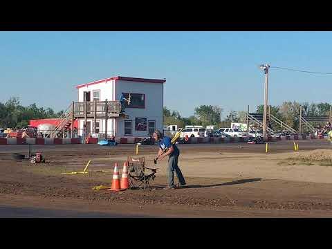 5.4.19 KC Raceway - Predator Maxxis Slicks - Heat 2