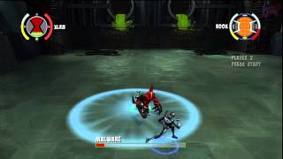 01-08 The Galvanic Butterfly Effect - Boss Battle [Ben 10: Omniverse]