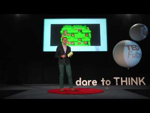 How underground carbon dumps could curb climate change: Lennart Joos at TEDxFulbright