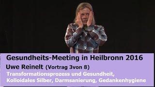 Uwe Reinelt - Gesundheits-Meeting Heilbronn - Vortrag