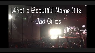 What a Beautiful Name - Hillsong Worship (Best version)  - Jad Gillies (male cover)