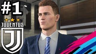 DE LIGT TRANSFER!   FIFA 19 JUVENTUS CAREER MODE #1 (Road To FIFA 20 Career Mode)