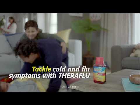 Tackle Cold And Flu | Theraflu ExpressMax