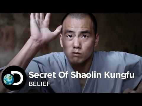 The Secret Of Shaolin Kung Fu | Belief