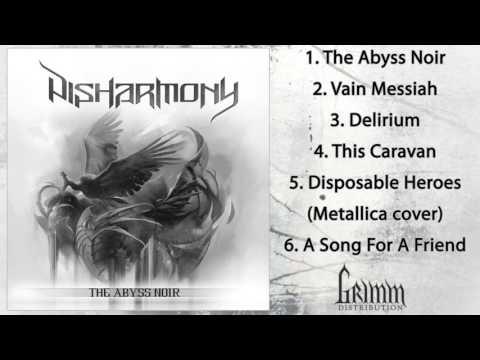 Disharmony - The Abyss Noir (2017) [Full Album]