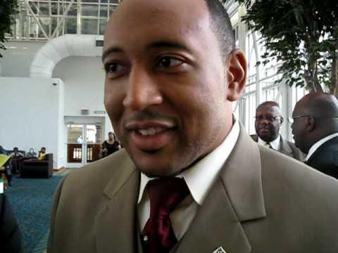 PNBC 2009 Rev. Emmitt S. Young III & Rev. Harry Gatewood