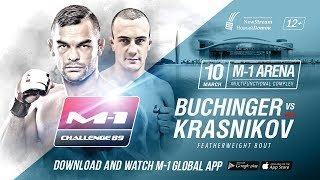 Официальное промо турнира M-1 Challenge 89, 10 марта, М-1 Арена
