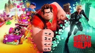 Game Plan #63 'Wreck-It Ralph / Ральф'