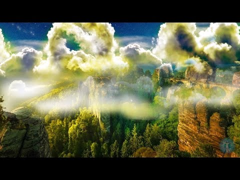 "Deep Sleep & Lucid Dream Music: "" The Heavenly Realm"" - Relaxation, Peaceful, Soul Travel, Heavens"