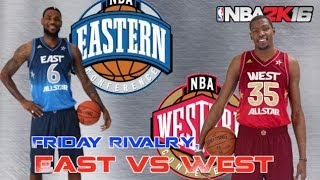 Friday Rivalry, NBA All Star Game