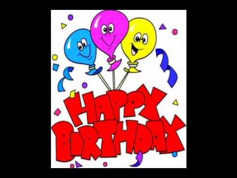 Happy Birthday Song Remix ♫ ♫ - YouTube