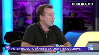 Victor Ponta la FABRIKA: România este principalul partener al Republicii Moldova