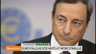 Mario Draghi Presents United ECB Front on Stimulus