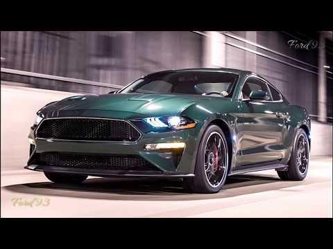 New - Ford Mustang Bullitt New Models