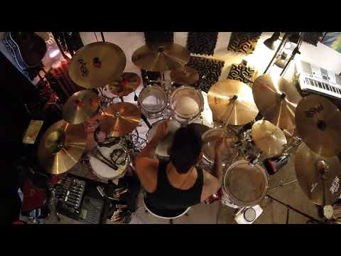 @DaveMurrayDrums drum cover Leaving America by Sputnik Monroe
