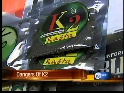Dangers of K2 Spice