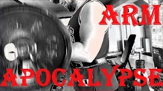 Arm apocalypse @ Maxximum gym Mallorca part 5