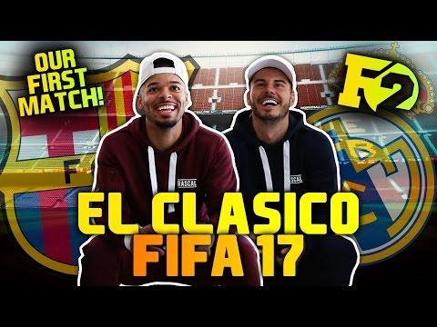 EPIC BILLY WINGROVE VS JEREMY LYNCH FIFA 17 BATTLE!