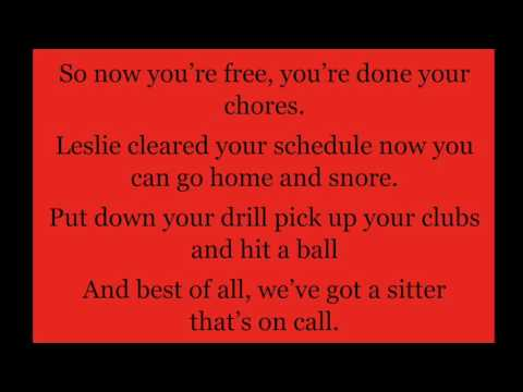 retirement song lyrics