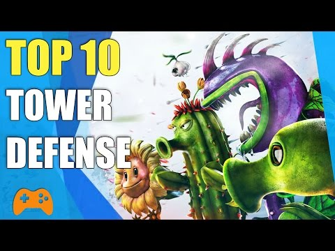 Top 10 Tower Defense Games On PC/Steams