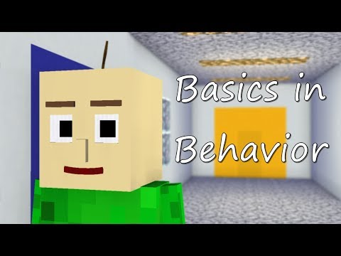 """Basics In Behavior"" 