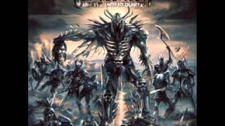 One Man Army And The Undead Quartet - Black Clouds / Misftit With A Machinegun