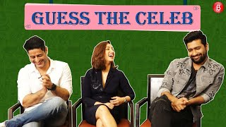 URI cast Vicky Kaushal, Yami Gautam &  Mohit Raina indulge in a game of 'Guess The Celeb'
