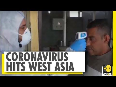 Coronavirus hits West Asia | Coronavirus Outbreak | WION News