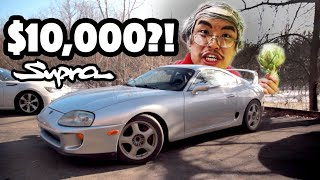 I Bought the CHEAPEST SUPRA TURBO In the USA!!!