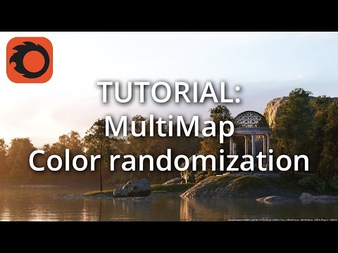 TUTORIAL: MultiMap Color Randomization