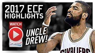 Kyrie Irving ECF Offense Highlights VS Celtics 2017 Playoffs - KYRIEdiculous!