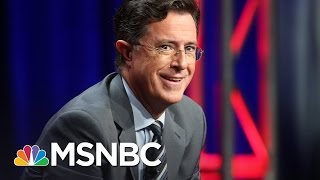 Hypocrisy Of Conservatives Upset About Stephen Colbert