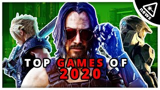 The Most Anticipated Games of 2020! (Nerdist News w/ Dan Casey)