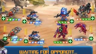 Transmetal Megatron hunting 7
