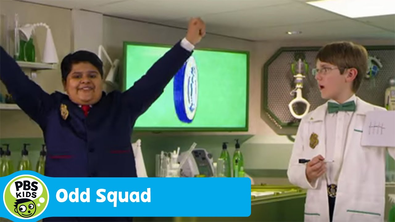 ODD SQUAD | Welcome to the Lab | PBS KIDS