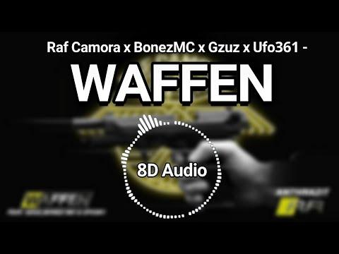 8d Audio Waffen Raf Feat Bonez X Gzuz X Ufo361 187 Kopfhorer