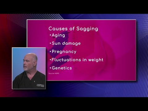 Causes of Sagging Breasts