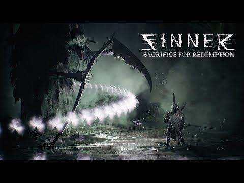 Новинка в списке бесплатных игр Xbox Game Pass - Sinner: Sacrifice for Redemption
