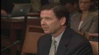 James Comey testifies before Senate Judiciary