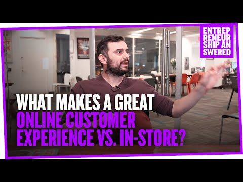 What Makes A Great Online Customer Experience Vs. In-Store