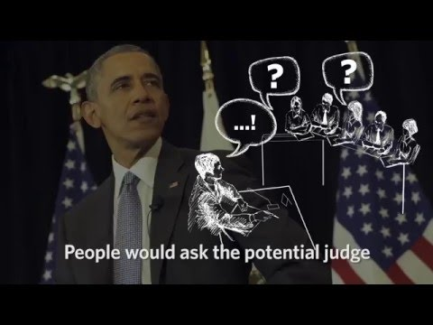 Professor POTUS on the Senate and the Supreme Court