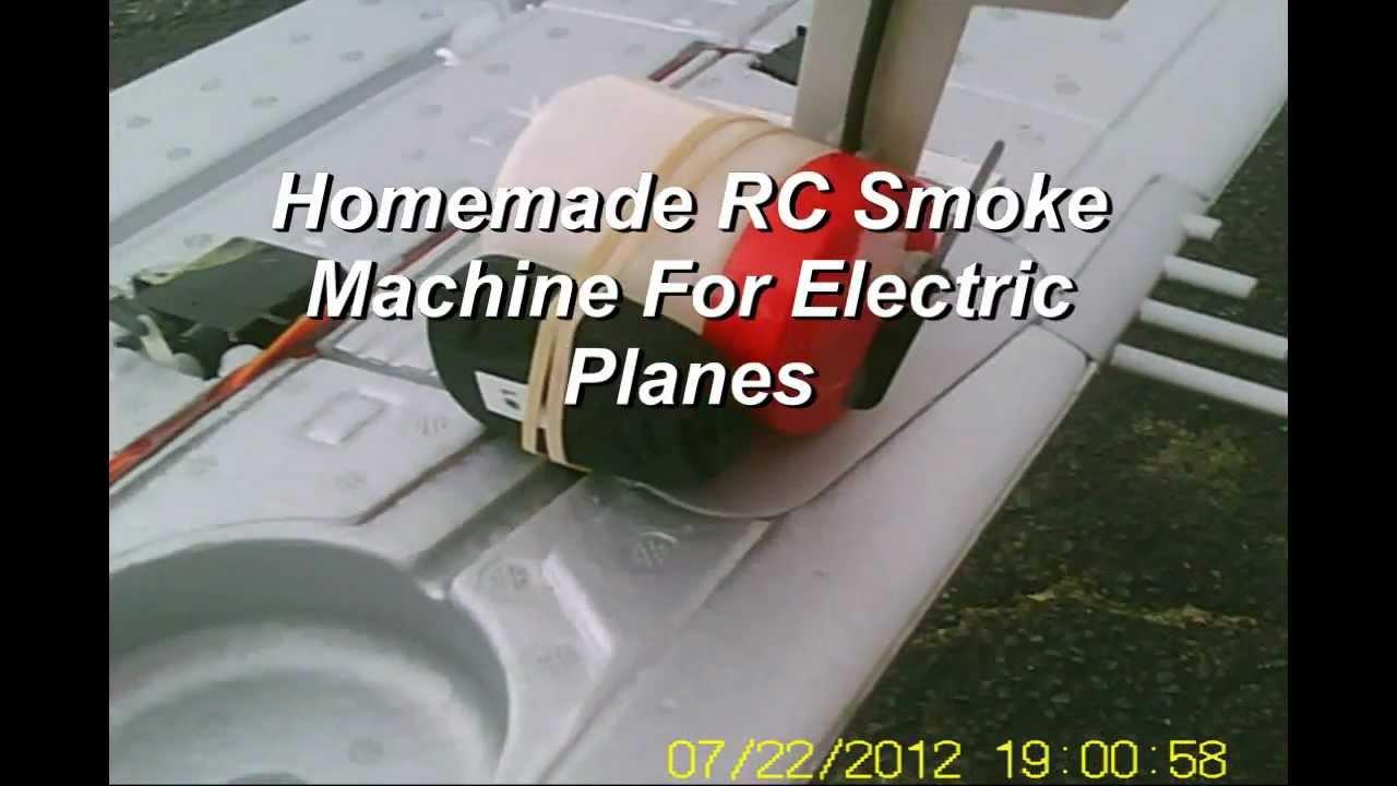 rc smoke machine