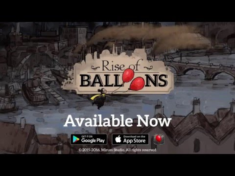 Rise Of Balloons Launch Trailer