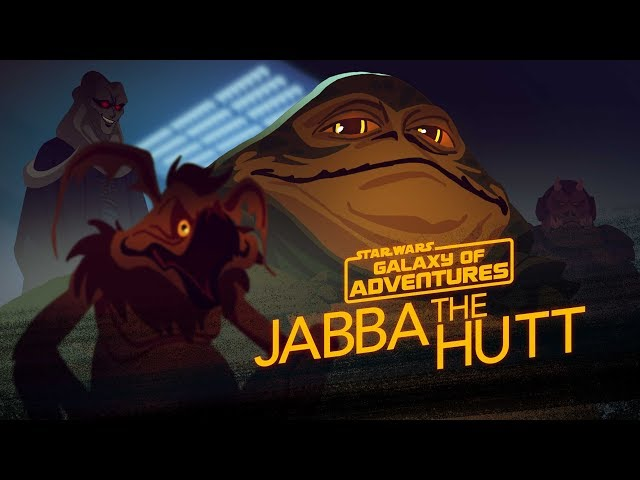 Jabba the Hutt - Galactic Gangster | Star Wars Galaxy of Adventures