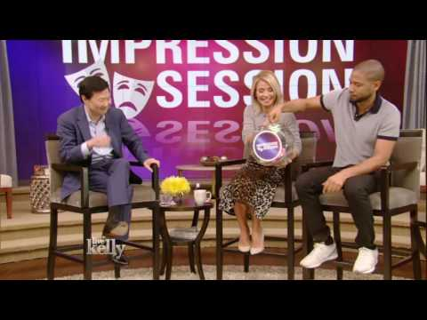 Impression Session with Ken Jeong