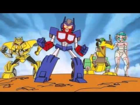 Angry Birds Transformers Intro