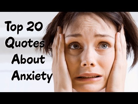 Top 20 Calming Quotes for People with Anxiety