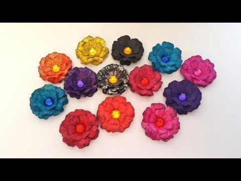 Handmade Flowers #1 | Nanda's Crafts