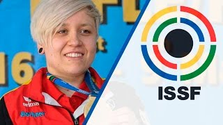 interview with jolyn beer ger 2016 issf rifle and pistol world cup in bangkok tha